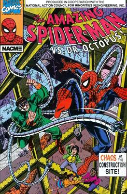 The Amazing Spider-Man NACME Series Giveaway (Comic Book) #1