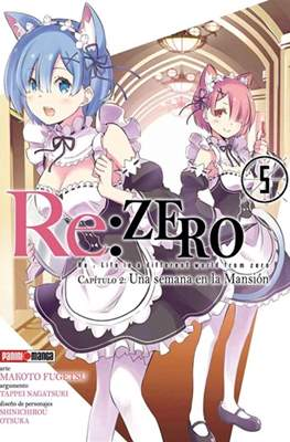 Re: Zero - Capítulo 2: Una semana en la Mansión #5