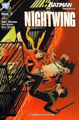 Batman presenta: Catwoman / Robin / Nightwing (Grapa 72-96-120-168 pp) #15