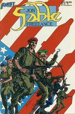 Jon Sable, Freelance #32