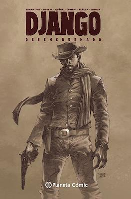 Django Desencadenado (Cartoné 272 pp) #