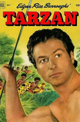 Tarzan (Comic-book) #32