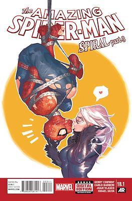 The Amazing Spider-Man Vol. 3 (2014-2015) #18.1