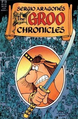 Groo The Chronicles (1989) (Grapa) #1