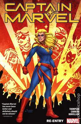 Captain Marvel Vol. 10 (2019-) (Softcover 128 pp) #1