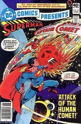 DC Comics Presents: Superman (Grapa) #22