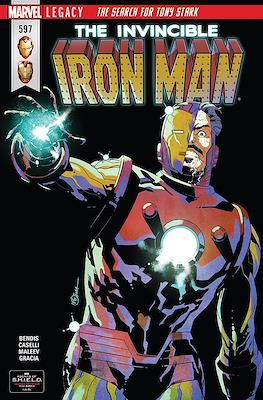 Invincible Iron Man Vol. 4 (Comic Book) #597