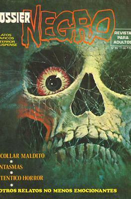 Dossier Negro (Rústica y grapa [1968 - 1988]) #73