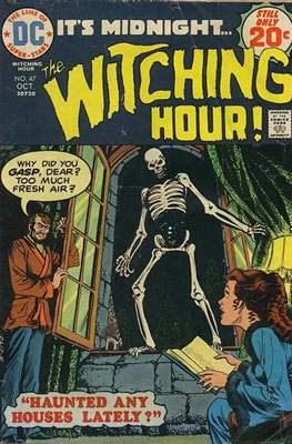 The Witching Hour Vol.1 (Grapa) #47