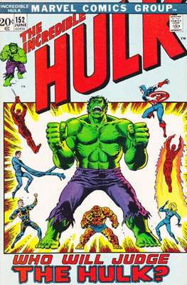 The Incredible Hulk Vol. 1 (1962-1999) (Comic Book) #152