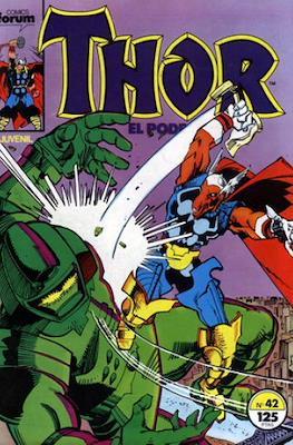 Thor, el Poderoso (1983-1987) #42