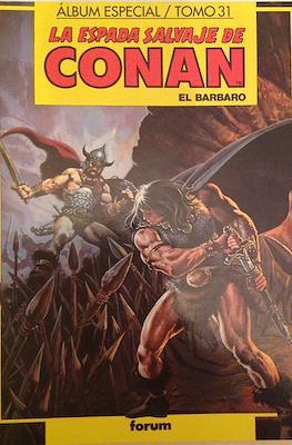 La Espada Salvaje de Conan - Álbum especial (Retapados) #31