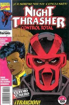 Night Thrasher. Control total #4