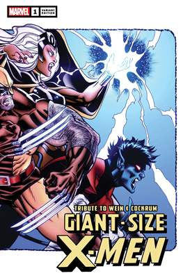 Giant-Size X-Men: Tribute To Wein & Cockrum (Variant Cover) #1.2