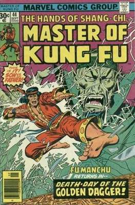 Master of Kung Fu (Comic Book. 1974 - 1983. Continued from Special Marvel Edition #16) #44