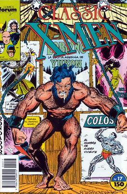 Classic X-Men Vol. 1 (1988-1992) (Grapa 32 pp) #17