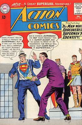 Action Comics Vol. 1 (1938-2011; 2016-) (Comic Book) #297