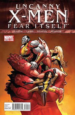 The Uncanny X-Men (1963-2011) #542