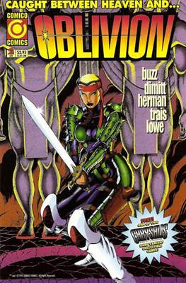 Oblivion (Comic Book) #2