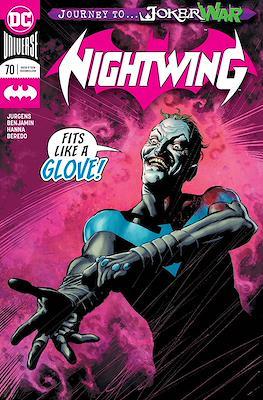 Nightwing Vol. 4 (2016-) (Comic-book) #70