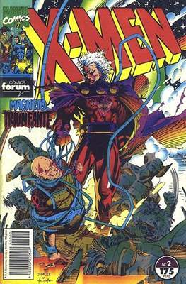 X-Men Vol. 1 (1992-1995) (Grapa 32 pp) #2