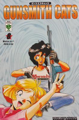 Gunsmith Cats (Rústica 80 pp) #8