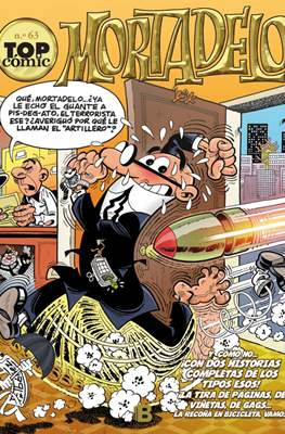 Mortadelo. Top Cómic (Rústica) #63