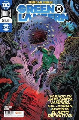 Green Lantern. Nuevo Universo DC / Hal Jordan y los Green Lantern Corps. Renacimiento (Grapa) #87/5