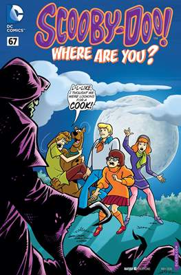 Scooby-Doo! Where Are You? (Comic Book) #67