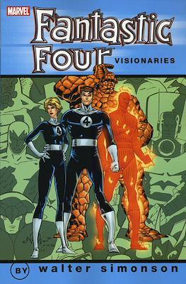 Fantastic Four Visionaries: Walter Simonson (Softcover) #1