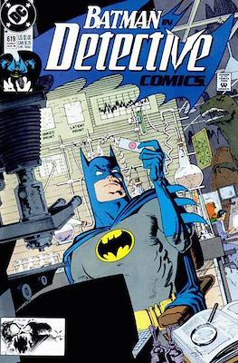 Detective Comics Vol. 1 (1937-2011; 2016-) (Comic Book) #619