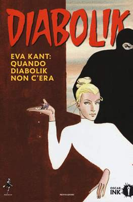 Diabolik - Oscar Ink (Cartonato 160-352 pp) #7