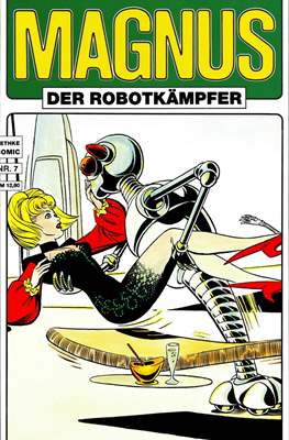 Magnus: Der Robotkämpfer (Softcover. 48 pp) #7