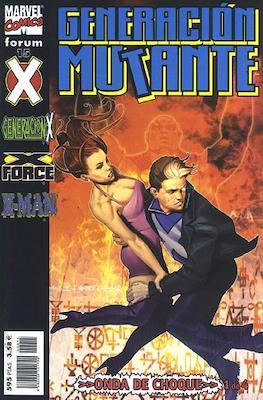 Generación Mutante (2000-2002) (Grapa. 17x26. 72 páginas. Color.) #15