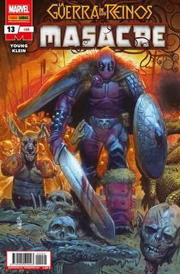 Masacre Vol. 3 (2016-) (Grapa) #44/13