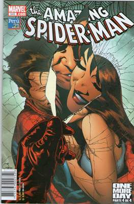 The Amazing Spider-Man: One More Day (Grapa) #4