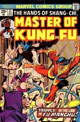 Master of Kung Fu #27