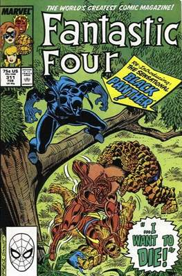 Fantastic Four Vol. 1 (1961-1996) (saddle-stitched) #311