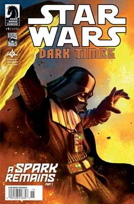 Star Wars: Dark Times A Spark Remains (Comic Book) #1