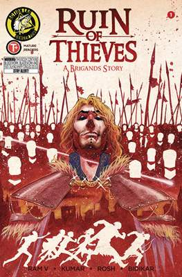 Ruin of Thieves: A Brigands Story