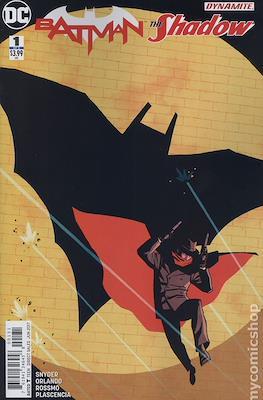 Batman / The Shadow (2017-) Variant Covers #1.1