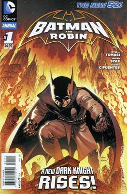 Batman and Robin Vol. 2 Annual (2013-2015)