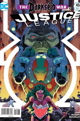 Justice League (Grapa) #45