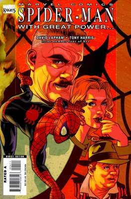 Spider-Man: With Great Power... (Comic-Book) #4