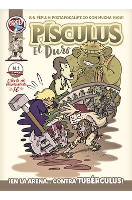 Písculus El Duro (Grapa 24 pp) #1