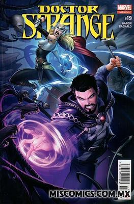 Doctor Strange (Grapa) #19