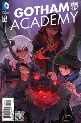 Gotham Academy (2014-2016) (Comic-Book) #10