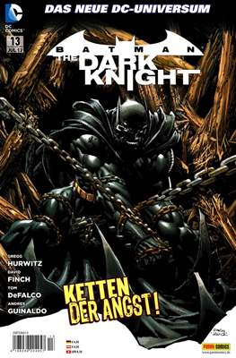 Batman. The Dark Knight (Heften) #13