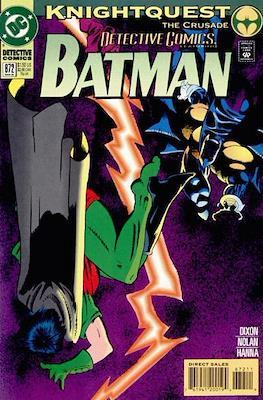 Detective Comics Vol. 1 (1937-2011; 2016-) (Comic Book) #672