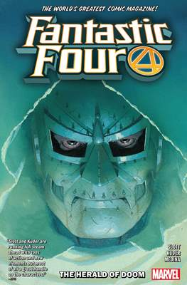 Fantastic Four Vol. 6 (Softcover) #3